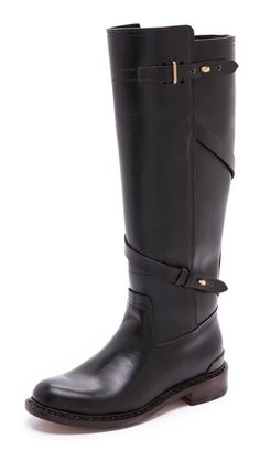 Adore these Rag + Bone boots. Wow, we'd wear these forever.