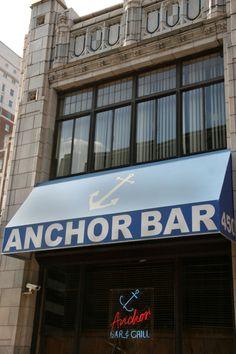 Anchor Bar | 450 W Fort St, Detroit
