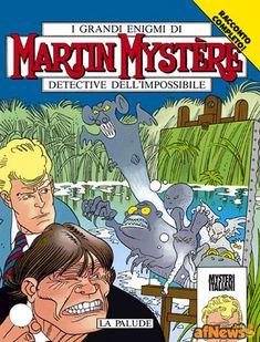 Fumetto e civiltà mantovana con Martin Mystère - http://www.afnews.info/wordpress/2015/08/27/fumetto-e-civilta-mantovana-con-martin-mystere/
