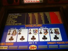 Remember, No Two Video Poker Games Are Alike