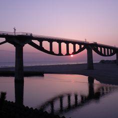 kiku river bridge - Google Search