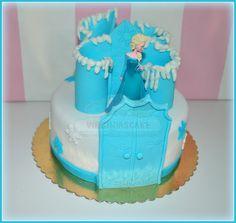 Virginias Cake: Tarta Frozen