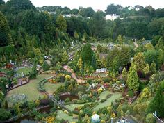 Babbacombe Model Village in Torquay, England | Babbacombe Model Village « Uncategorized « Torquay Paignton Brixham ...