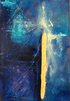 After Light - Sue Mac Dougall Deep Sadness, Paintings For Sale, My Works, Art For Sale, Meet You, Different Colors, Blues, Colours, Sword