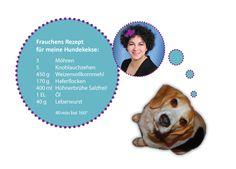 Hundekekse Rezept @ Parissa Kahvand #hundekekse #kekse #essen #parissakahvand #dog #hund #kuchen #muffin #hundenahrung