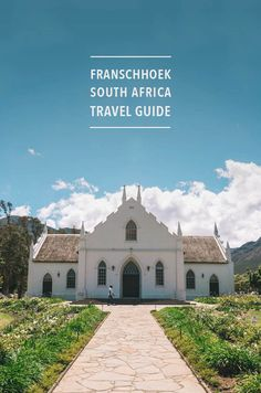 What do in Franschhoek, South Africa's wine country. The best Franschhoek wineries, restaurants, where to stay, and things to do. Enjoy these travel tips to make the most out of your vacation in the Cape winelands! Travel Guides, Travel Tips, Travel Info, Travel Packing, Places Around The World, Around The Worlds, Barbados Travel, Future Travel, Africa Travel