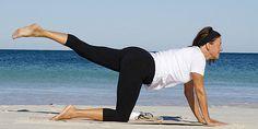 Rückenschmerzen: Yoga hilft so gut wie Physiotherapie