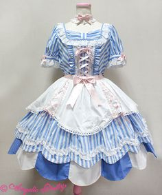 Angelic Pretty Cafeteria DollワンピースSet