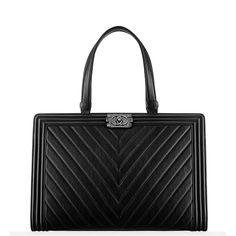 How do we like the NEW #ChanelBoy #ShoppingTote  #ChanelBag #Chanel #ParisFashionHouse