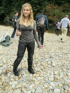 The 100 Clarke Griffin
