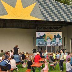 #FreiluftkinoamSee2016 in #Gützkow | haus neuer medien | Events in Vorpommern