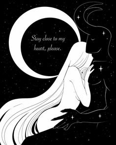 Funny Drawings, Anime Couples Drawings, Gothic Fantasy Art, Romance Art, Black And White Artwork, Demon Art, Angel And Devil, Book Tattoo, Dope Art