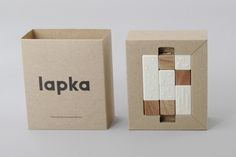 Packaging of the World: Creative Package Design Archive and Gallery: Lapka