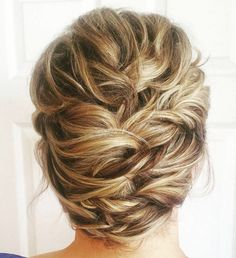 Mother Of Groom Hairstyles For Wedding : Mother Of The Bride Updo ...