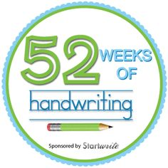 52 Weeks of Handwriting - themes, activities, songs, worksheets, and more. #handwritingpractice - repinned by @PediaStaff – Please Visit ht.ly/63sNt for all our ped therapy, school & special ed pins