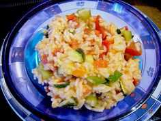 Sommerlich leichter Reissalat 15