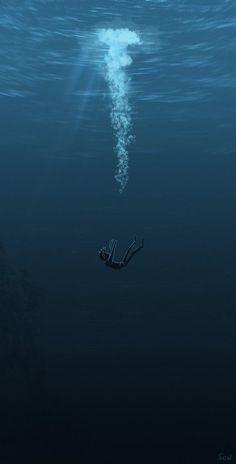 20 illustrations poignantes sur la solitude et l'anxiété pour en finir avec le tabou de la dépression