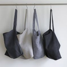 Linen tote bag Johann Bag | shop fog linen