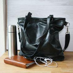 Een zwart bankstel wordt een nieuwe tas | blog