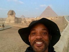 #Egypt_Welcomes_Will Smith 5-3-2017