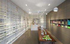 Farmacias de diseño, ¿por qué no?  |  DECOFILIA.com