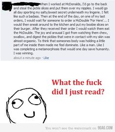 omg things like this make me so scared to eat out