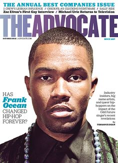 The Meaning of Frank Ocean | Advocate.com