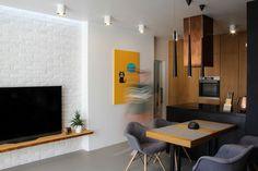 Оригинальный интерьер для айтишников в Киеве (108 кв. м)   Пуфик - блог о дизайне интерьера
