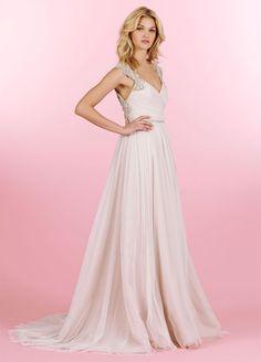 KleinfeldBridal.com: Hayley Paige: Bridal Gown: 33015173: A-Line: Natural Waist