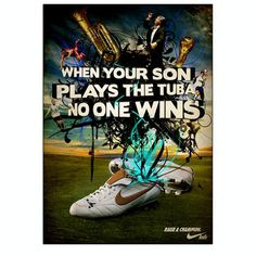 35 Nike Print Advertisements That Boosted The Company's Income 10