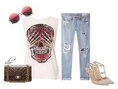 """3s"" by sehercoskun on Polyvore"