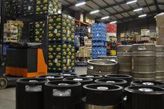 Large beer orders #belgianbeer #beer #craftbeer Beer Factory, Beer Industry, Belgian Beer, Craft Beer, Beer