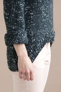 Pullover mit Anleitung