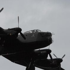 Avro Lancaster - British four-engined Second World War heavy bomber