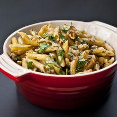 Ziti, Eggplant & Fontina Gratin // More Baked Pasta Dishes: http://www.foodandwine.com/slideshows/baked-pasta-dishes/1 #foodandwine