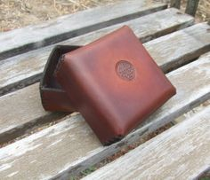 Leather Box by arttramps on Etsy