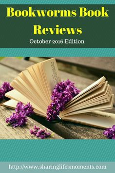 The October '16 Edition of the Bookworms Book Reviews includes romance, marriage, suspense, & blogging.Which will be on your to-read list?  via /SLM016/