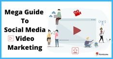 What is Social media video? How to create one? How to promote? All the Tips & Practices of Social Media Video Marketing in detail for any Business [Full Guide] Types Of Social Media, Social Media Video, Social Media Channels, What Is Social, Promote Your Business, Target Audience, Influencer Marketing, Social Platform, Digital Marketing