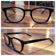 'Gilbert' in Black. $499.00 at The Pinhole Effect.