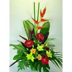 pacific flower arrangements - Google Search