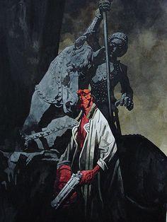 Hellboy - The Wild Hunt
