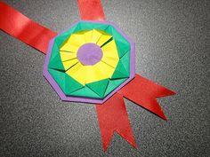 めざせ金メダリスト!折り紙でメダルを折る方法 | nanapi [ナナピ]