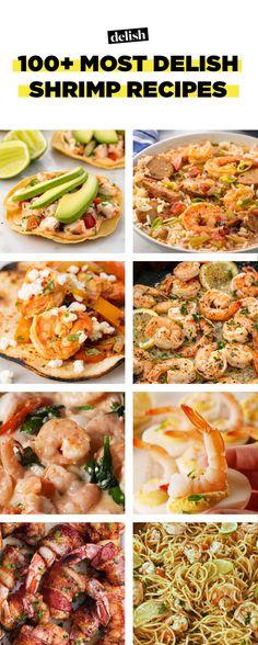 The 115 Most Delish Shrimp RecipesDelish
