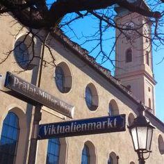 Das Beste aus München: Viktualienmarkt
