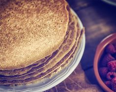 Classic pancake recipe