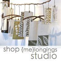 beautiful bits of fabric from @Chanee {me}longings' studio
