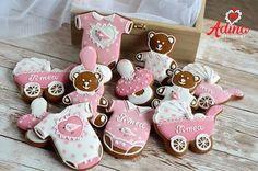 Adina medovníky Sugar, Cookies, Cake, Desserts, Food, Crack Crackers, Tailgate Desserts, Deserts, Biscuits