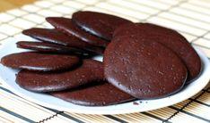 Receita de Biscoito de Chocolate Low carb