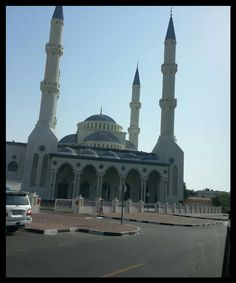 Mosque on Dubai