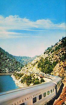 Beautiful views on the Zephyr. California Zephyr - Wikipedia, the free encyclopedia California Zephyr, California Travel, Train Posters, Railroad Photography, Train Tracks, Rio Grande, Summer Travel, National Parks, Scenery